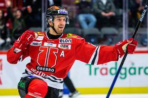 Örebro Hockey förlänger med Rasmus Rissanen. Bild: Johan Bernström/Bildbyrån