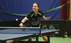Anastasia Burkova var riktigt bra mot Lekstorp under söndagen, men det räckte inte till en lagseger.