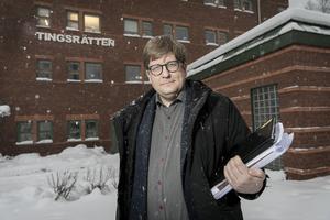 Åklagare och förundersökningsledare Håkan Andersson.
