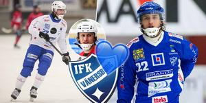 Alexander Zitouni lämnar Vänersborg efter nio säsonger. Bild: Andreas Tagg / David Eriksson