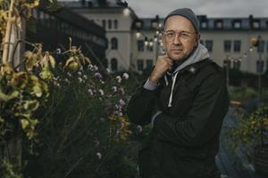 Johan Kling. Pressfoto: Viktor Gårdsäter.