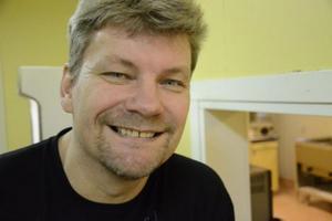 Niclas Elfsten, ordförande i Krokborns vänner.