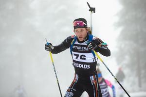 Torstein Stenersen vann i Idre. Foto: Per Danielsson/Svenska skidskytteförbundet