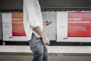 Den stora skillnaden i reklamvärlden i dag är internet, menar Thomas Eriksson.  1980- och 1990-talen var den svenska branschens storhetstid. Bil: Mahnus Hjalmarson Neideman/SvD/TT