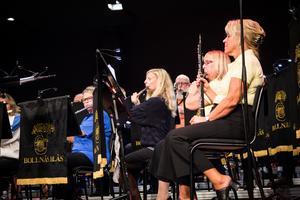 Många olika låtar spelades. Bland annat låtar från musikal, popartister, Povel Ramel och Ted Gärdestad.