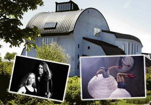 Hösten på Kulturhuset i Ytterjärna bjuder på dans och musik i olika tappningar, och avslutas i vinter med julkonserter. Fotokollage