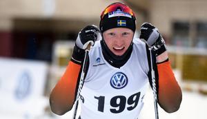 OS-femman Oskar Svensson hoppas hitta storformen igen till världscupen i Falun.