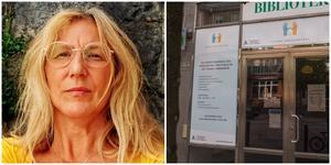 Yvonne Perkins är listad på Vidar vårdcentral några dagar till. Sedan flyttas hon och flera tusen andra patienter automatiskt över till Järna vårdcentral.