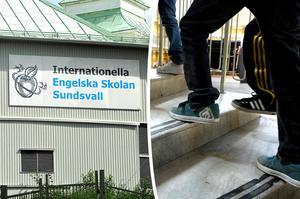 Till hösten blir Engelska skolan den största grundskolan i Sundsvall. Stefan Aronson undrar vad syftet är med expansionen. Bild: Leif Johansson / Janerik Henriksson/TT