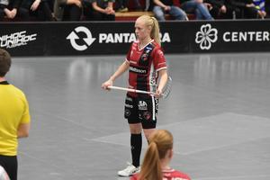 Kais Moras Malin Lundquist deppar efter Pixbos 1–0–mål.