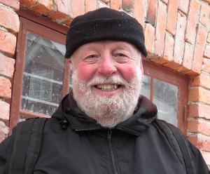 Jan-Åke Siljeström, Örebro. Foto: Privat