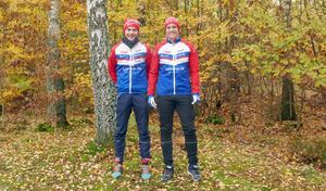 Albin Lillieström och Dag Stridh förstärker Malungs OK:s trupp inför 2019. Foto: Klas Dalberg