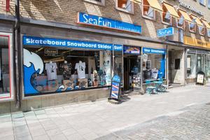 Seafun har funnits på Drottninggatan sedan 2005, i höst stänger butiken.