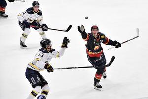 HV71 förlorade borta mot Djurgården.