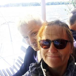 Båtluff med Jan Svensson- Elbabåten. Foto: Liv-Marie Elstad Svensson