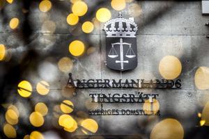 Under fredagen avslutades den tre dagar långa rättegången i Örnsköldsvik där ett par står åtalade för ofredande och försök till misshandel.