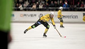 Marcus Wikman – en av många nyförvärv på isen.