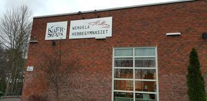 Kulturskolan och Wendela Hebbegymnasiet ligger i samma byggnad i Västergård.