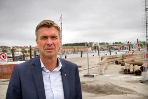 Anders Wallner, vice vd HSB södra Norrland.