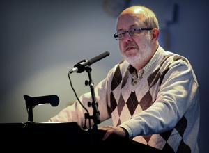 Det var 2010 som Mauritz Bropetters senast talade inför fullmäktige i Ludvika. I höst tar centerveteranen troligen åter plats i kommunens högsta beslutande organ. (Bilden från november 2008.)Foto: Peter Ohlsson