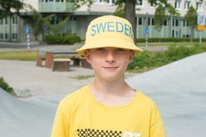 Herman Norlin, snart 12 år