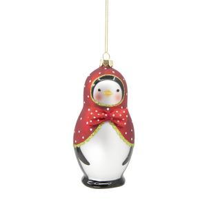 Hängande Pingvin, 13 cm, 129 kronor, finns hos Åhléns. PRESSBILD ÅHLÉNS