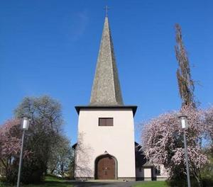 Adventskyrkan i Hallsberg. FOTO: Svenska kyrkan