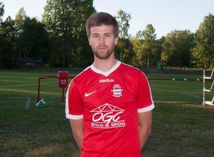 Adam Kerfstedt var besviken både på lagets och sin egen insats efter förlusten mot Sund IF.