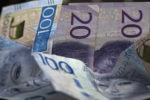 Jörgen Gustafsson föreslår att skatterna ska höjas för de företag som blivit hjälpta när coronakrisen är över. Foto: Fotograferna Holmberg/TT