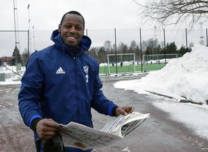 Samuel Barlay, IFK Mora