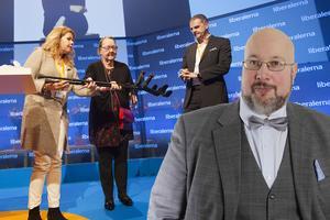 Det här är en ledartext av Patrik Oksanen, politiska redaktör Hudiksvalls Tidning (c) och tf politisk redaktör Östersunds-Posten. Bilden i bakgrunden är från TT i samband med att Paulsen slutade 2015.