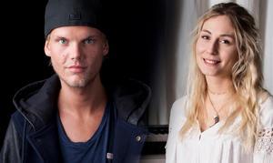 Tom Bergling, Avicii, avled i fredags och Jonna Jinton valde att i helgen hylla världsstjärnan genom att tolka en av hans låtar. Foto TT/arkiv