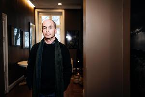 Erik Simander/TTDon Winslow är i Sverige för att prata om sin bok