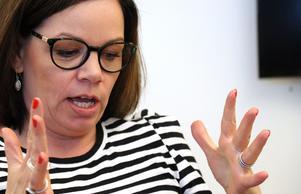 En översyn av Ånge kommuns politiska organisation står numera också på Sara Henrikssons agenda.