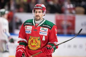 Daniel Grillfors tror inte att det kommer bli några problem att gå från spelare till tränare. Foto: Daniel Eriksson/BILDBYRÅN