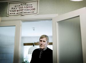 Lars Gille har varit pastor i Adventkyrkan i Nyhyttan. För honom var det nytt att få träffa så många muslimer.- Det har gett väldigt mycket positiv erfarenhet, säger han.