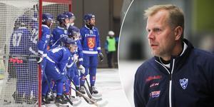 Ari Holopainen – ny finsk förbundskapten. FOTO: Rikard Bäckman/Andreas Tagg
