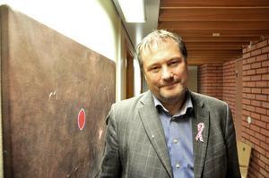 Håkan Karlsson,  biträdande direktör på gymnasieförbundet.