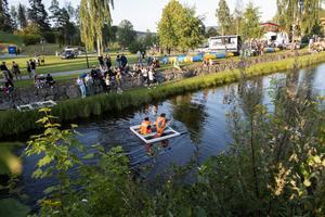 Ungdomskvällen i Sollefteå kan sägas vara startskottet på Nipryan som pågår fram till och med nästa lördag.