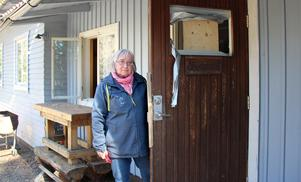 Muriel Bjureberg har varit aktiv i scouterna sedan 1963 och ordförande sedan 1979.