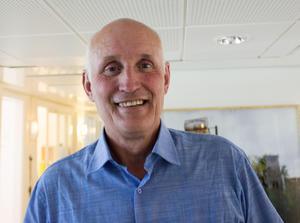 Björn Häägg, chef för arbetsmarknadsenheten i Gävle, är nöjd med vad extratjänsterna betytt för de långtidsarbetslösa.