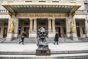 Hösten på Dramaten bjuder på en något bantad repertoar då stora scenen håller stängt för renovering. Arkivbild: Lars Pehrson / SvD / TT