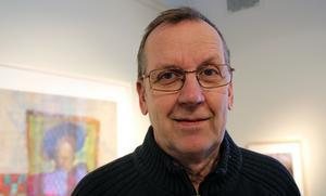 Sandvikenkonstnären Lars Westerman firar 50 år som konstnär med utställning i Bollnäs konsthall.