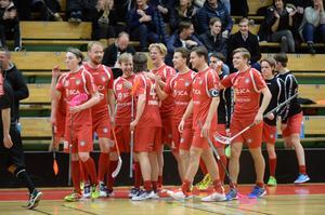 Det finns fortfarande en chans för Granlo BK att hålla sig kvar i Allsvenskan.