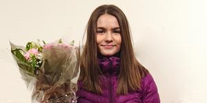 Wilma Andersson fick ytterligare uppskattning efter sin fina säsong.