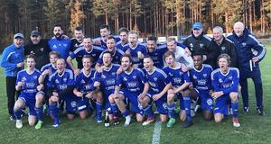Rengsjö SK – seriesegrare i division 4 förra säsongen.