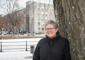 Efter 32 år i Stadshuset gick Ingrid Legrell Crona den 31 januari i pension.