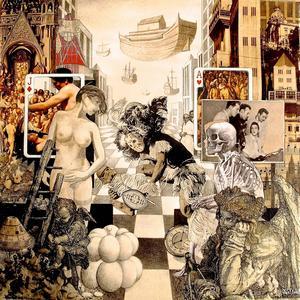 Konstnären Daniel Zerbst har illustrerat Marie Noréns krönika. Mer om hans konst finns här.