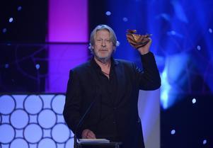 Rolf Lassgård tilldelades en Guldbagge för bästa manliga huvudroll vid Guldbaggegalan.