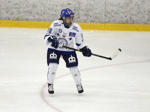Iveta Koka blev straffhjälte mot Sundsvall